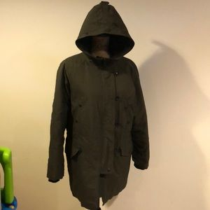 Rag & Bone winter coat pre-loved